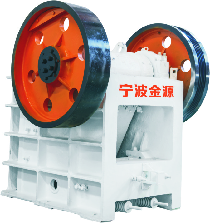 PE Jaw Crusher for Primary Crushing with ISO Approval 2017 New