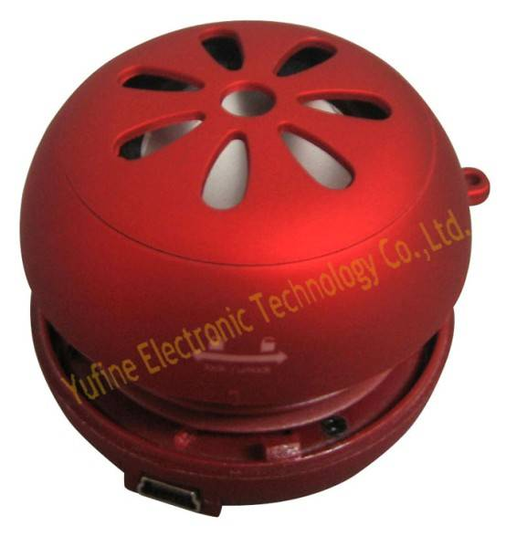 red hamburger speaker, portable speaker, promotion speaker of hamburger, mini speaker, gift mini ham