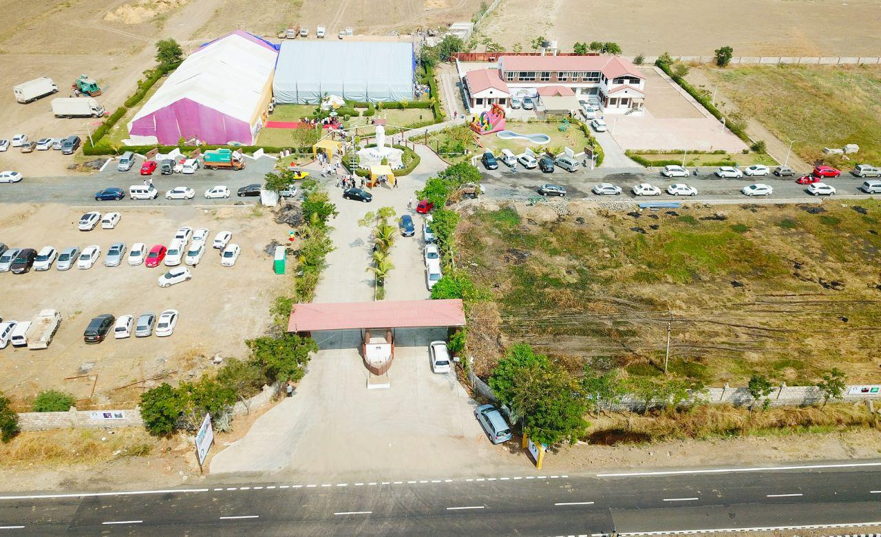 Greentech Residency Plots for sale in Dholera. Ahmedabad