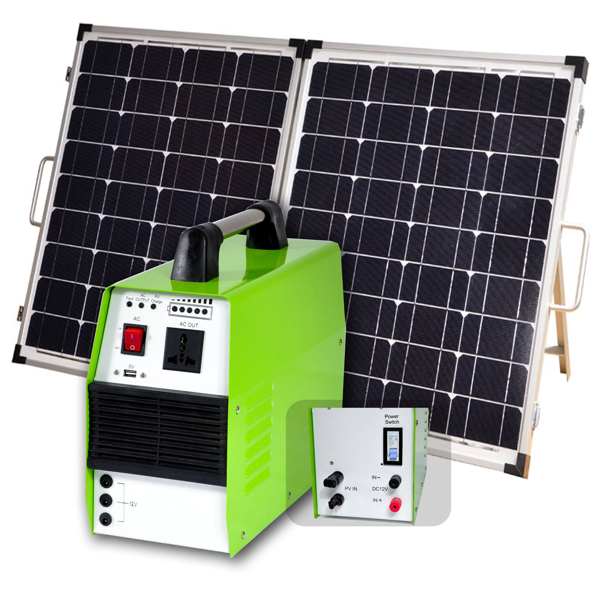 500W Home Solar Energy System
