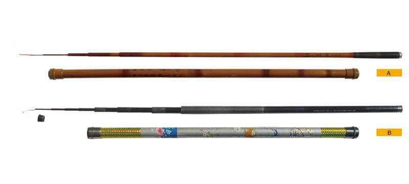 Hand Pole Fishing Rod
