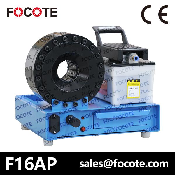 F16AP Ultra Hydraulic Hose Crimping Machine