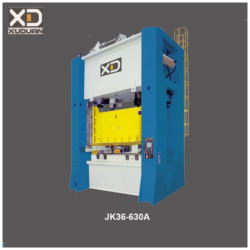 JK36 300ton-800ton H type high speed press stamping machine