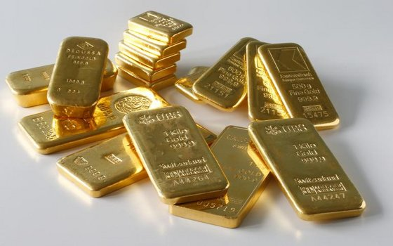 Au Gold Dust, Dore Bars For Sales
