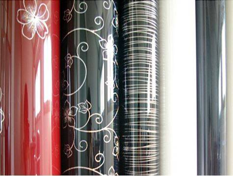 HIGH GLOSSY PET PVC FOIL FOR FURNITURE