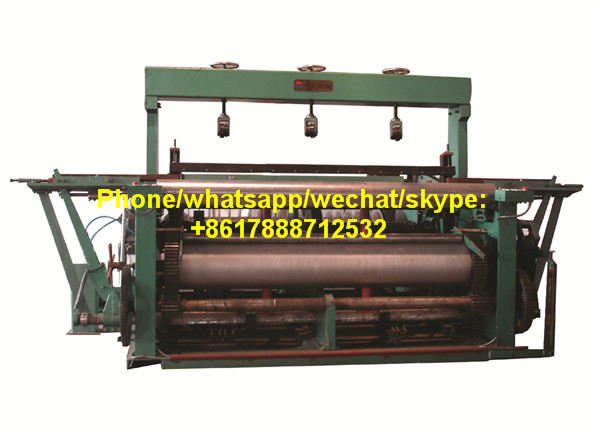 SG180/260-2S Large Metal Wire Mesh Weaving Machine