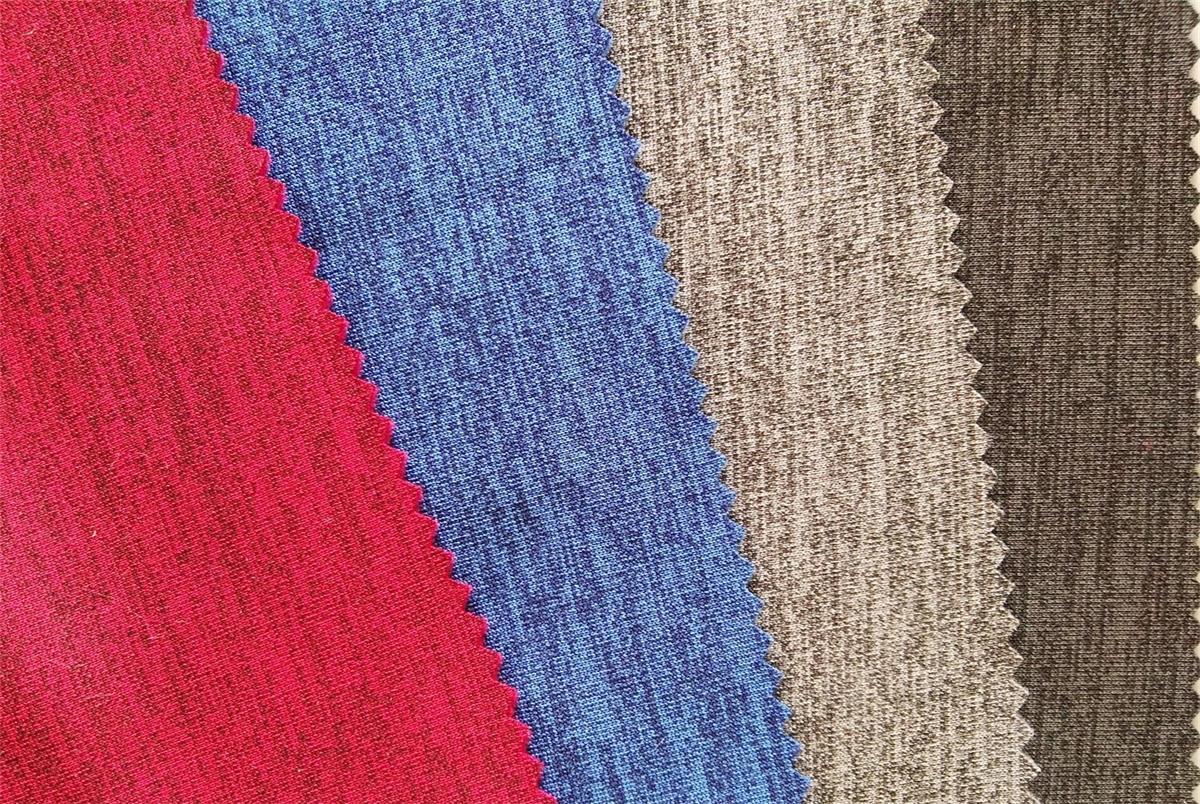 Polyester Melange Cationic Fleece 240GR/M2