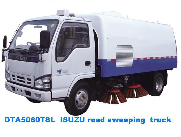 ISUZU Road Sweeper  KR77LLLACJAY