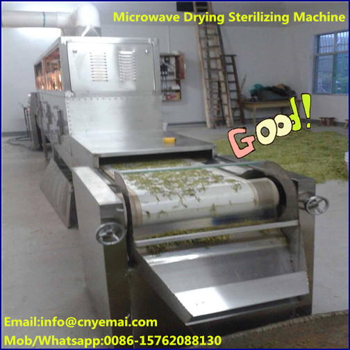High efficiency herb dryer, herb leaves drying machine, herb sterilizer