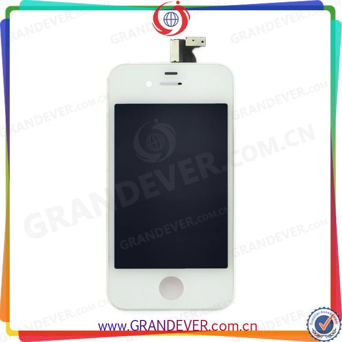 AAA Quality LCD Display for iPhone 4G /4S LCD Screen Digitizer Assembly for iPhone 4S