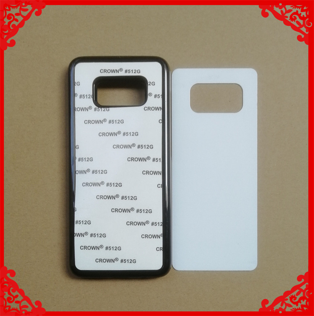2D PC sublimation case for samsung galaxy S8