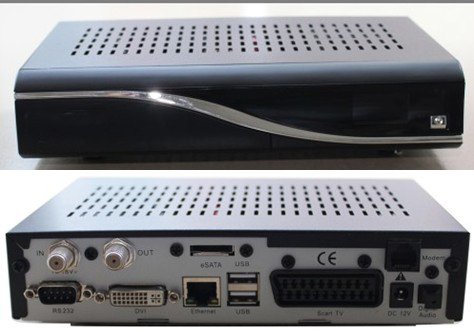 HD DVB-S2 Receiver supporting Linux Operating System