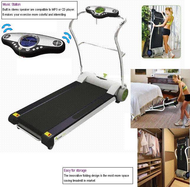 """""""Australia Koala """" Treadmill"""