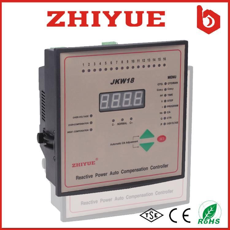 jkl 50HZ 380V passive output smart reactive compensation power factor controller