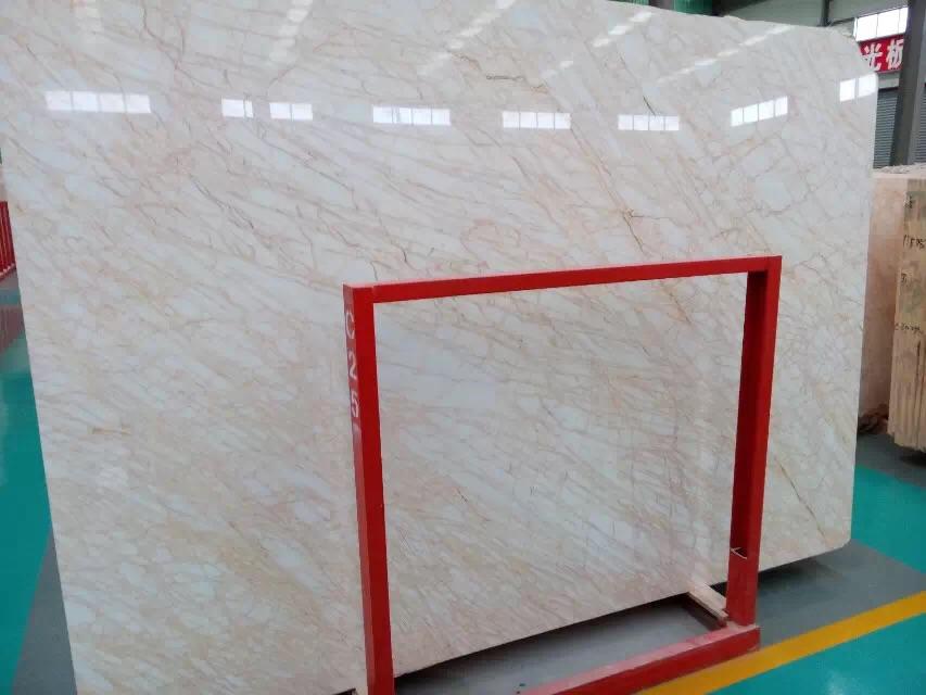 spider gold marble tile
