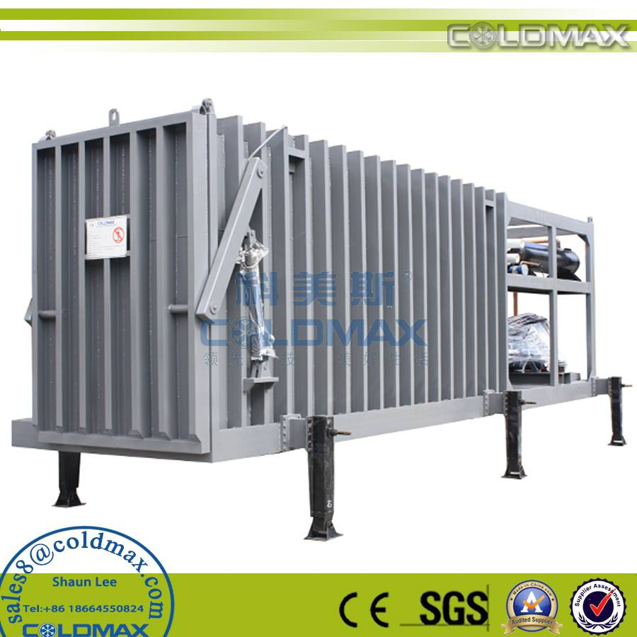 fast cooling machine for vegetables