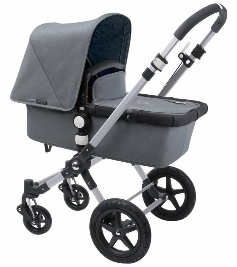 stroller Gray Bugaboo Cameleon 3