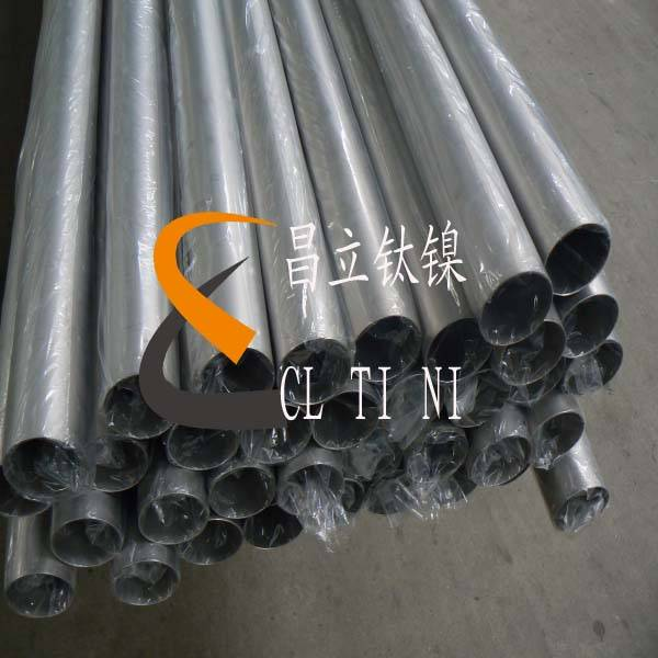 High quality titanium and titanium alloy tube