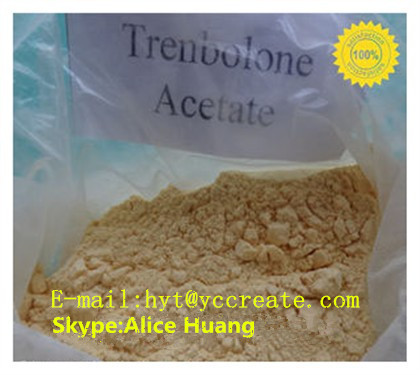 Hot Selling Anabolic Steroid Powder Trenbol Acetoneate (10161-34-9)