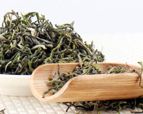 High Mountain Yellow Tea Weishan Maojian