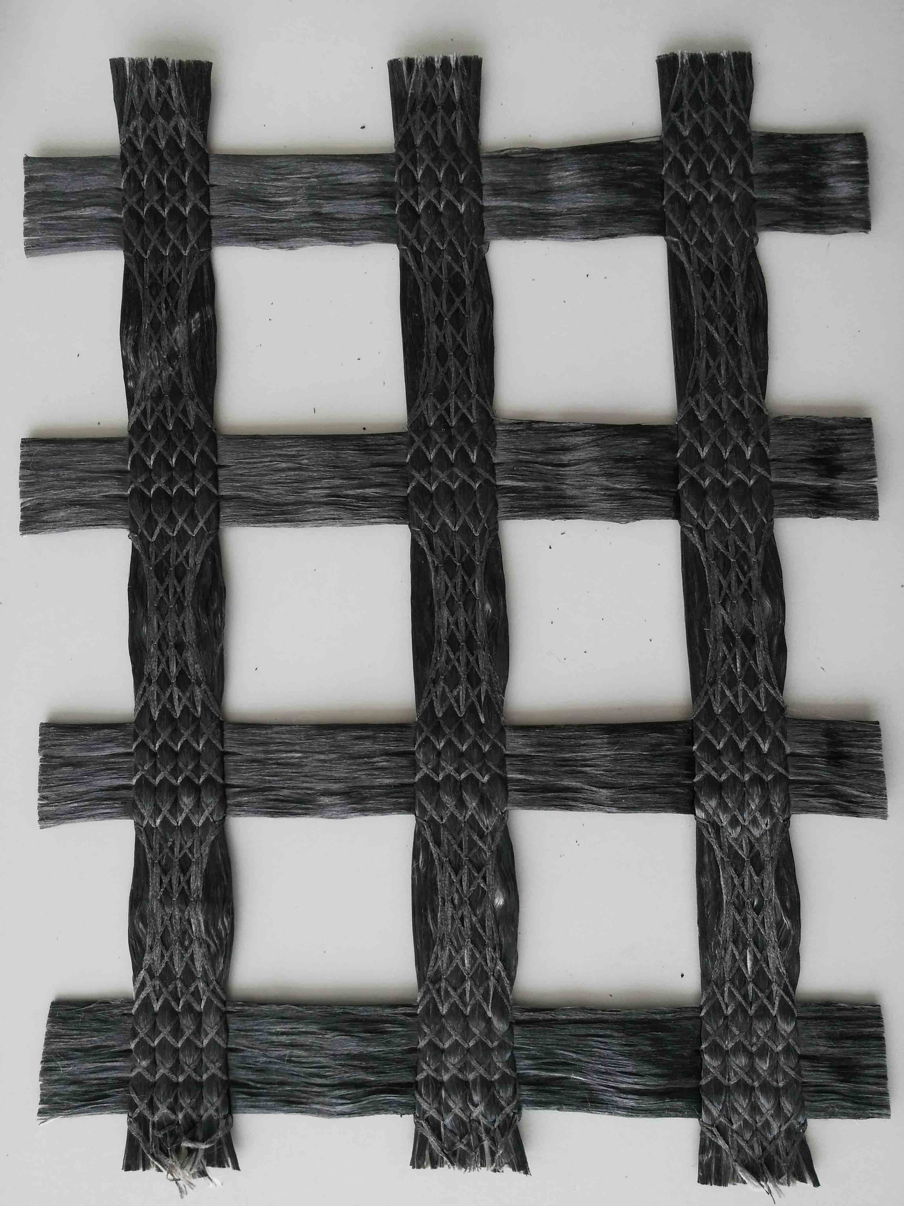 WARP KNITTED POLYESTER GEGRID