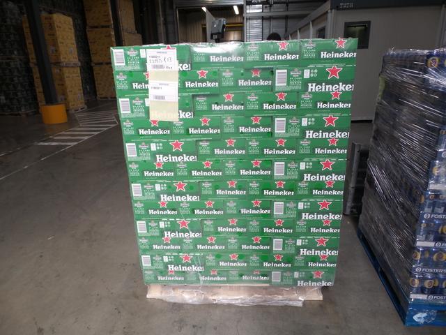 Heineken beer 250ml glass bottles/cans fresh