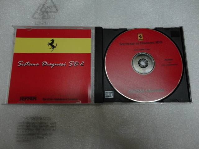 Ferrari SD2 Tester Diagnosi Software