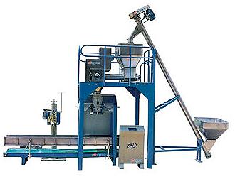 25kg Semi-automatic Powder Packaging Machine (CJD50K-WL25K)