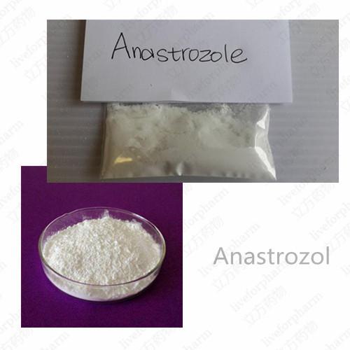 Wholesale Anti Estrogen Raw Powder Anastrozoles / Arimidex
