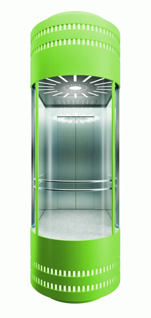 passenger elevator 600kg