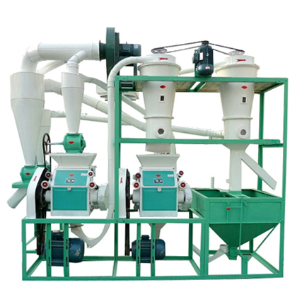 grain flour mill unit