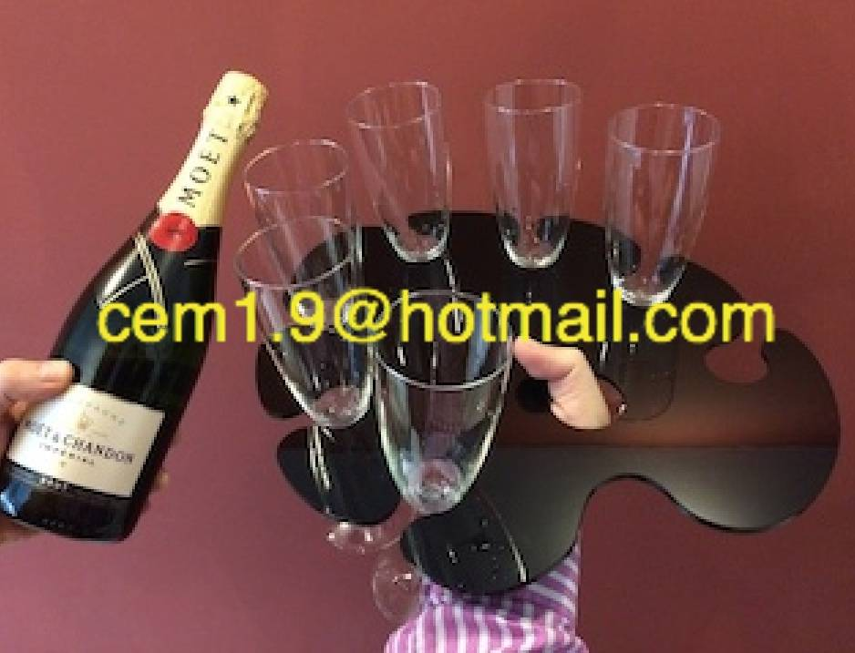 champagne tray,wine tray,cool wine tray,unique wine tray,acrylic wine tray,acrylic champagne tray