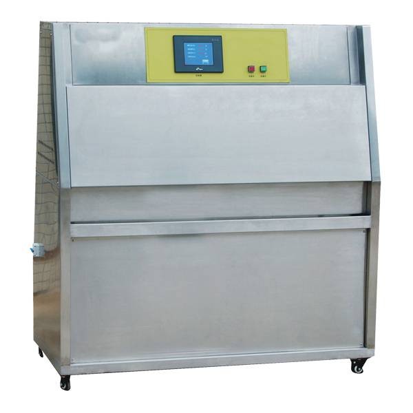 Simple type UV aging test chamber