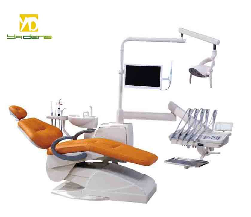 Low price professional portable dental chair mounted dental unit YD - A2e
