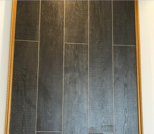 Wood grain surface 8mm Laminate flooring soft &natural