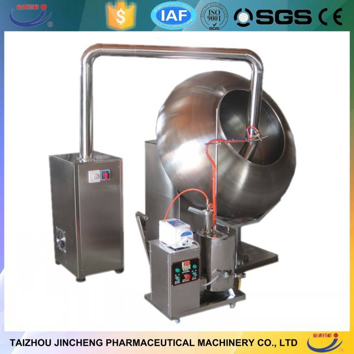 Tablet polishing sugar coating machine price