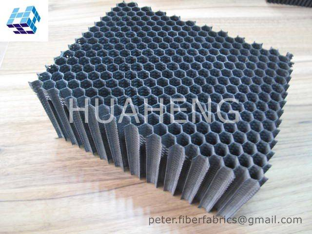high performance carbon fiber honeycomb