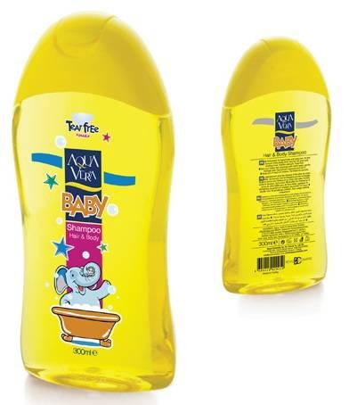 Aquavera Baby Shampoo