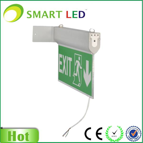 Emergency exit sign lamp with 3 year warranty
