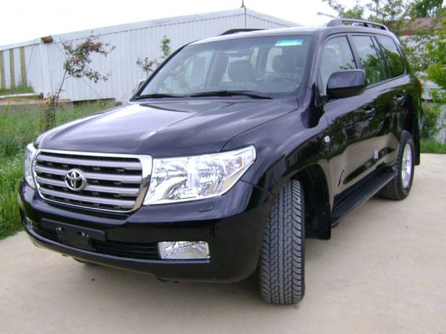 Toyota Land Cruiser VX 4.5 LT Diesel Automatic Full Option with Double Screen - MPID1250