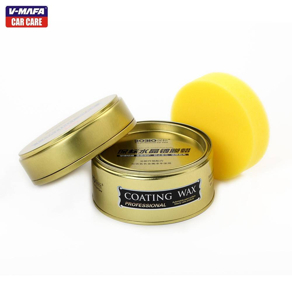 BOBIO bright crystal film Car Coating Wax for car body paintwork polishing and care 239,OEM availabl