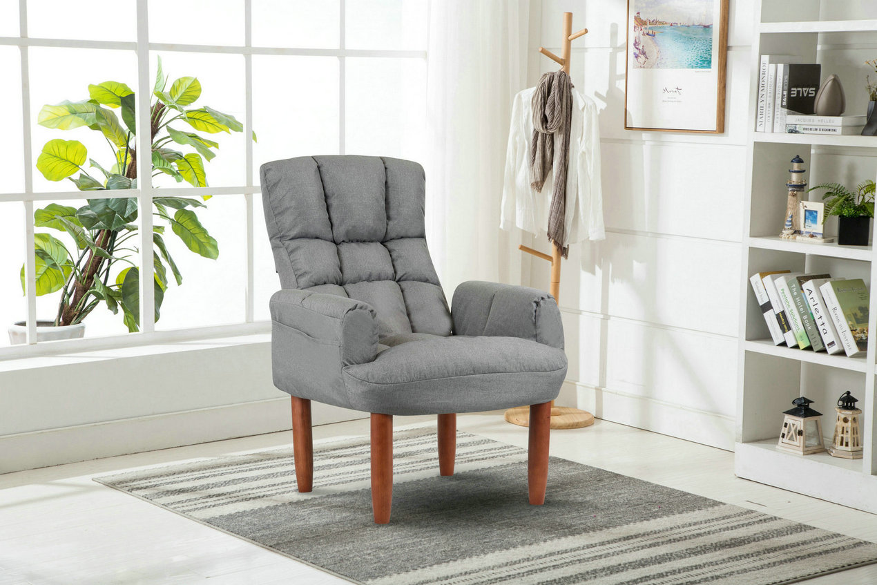 accent chair .armchair,recliner chair