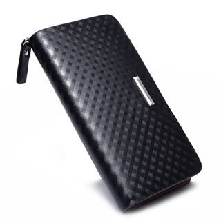 Hautton Brand 2015 Fashion Leather Clutch Bag Men SZB12