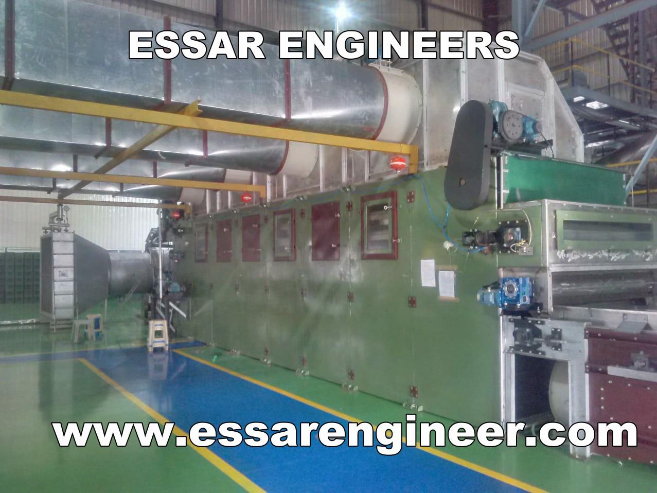 Essar Desiccated Coconut Powder Making Machine