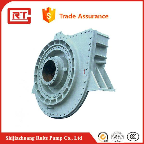 450WN(Q) Diesel Fuel Sand Dredge Pumps