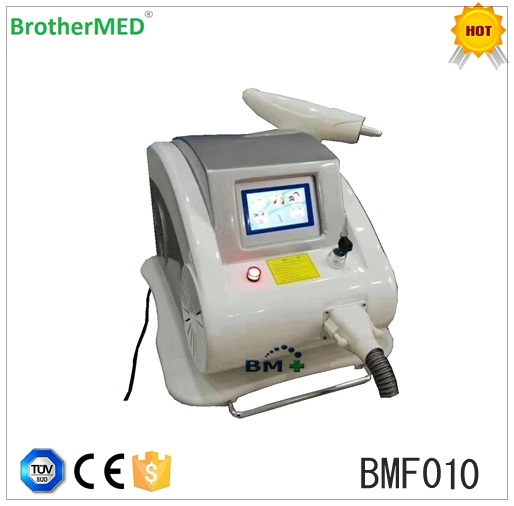 7 in 1 Portable Nd Yag Laser Tattoo Removal Machine