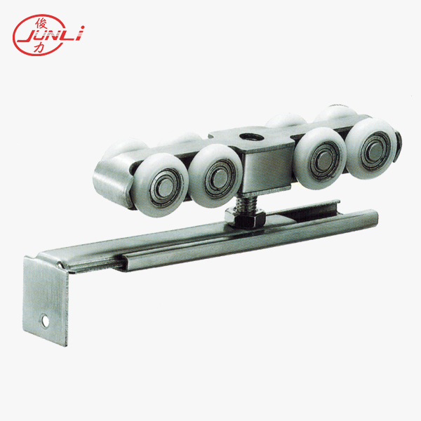 8 wheels Stainless steel sliding door roller