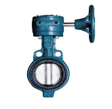 JIS 10k Wafer Cast Iron Butterfly Valve with  ISO9001