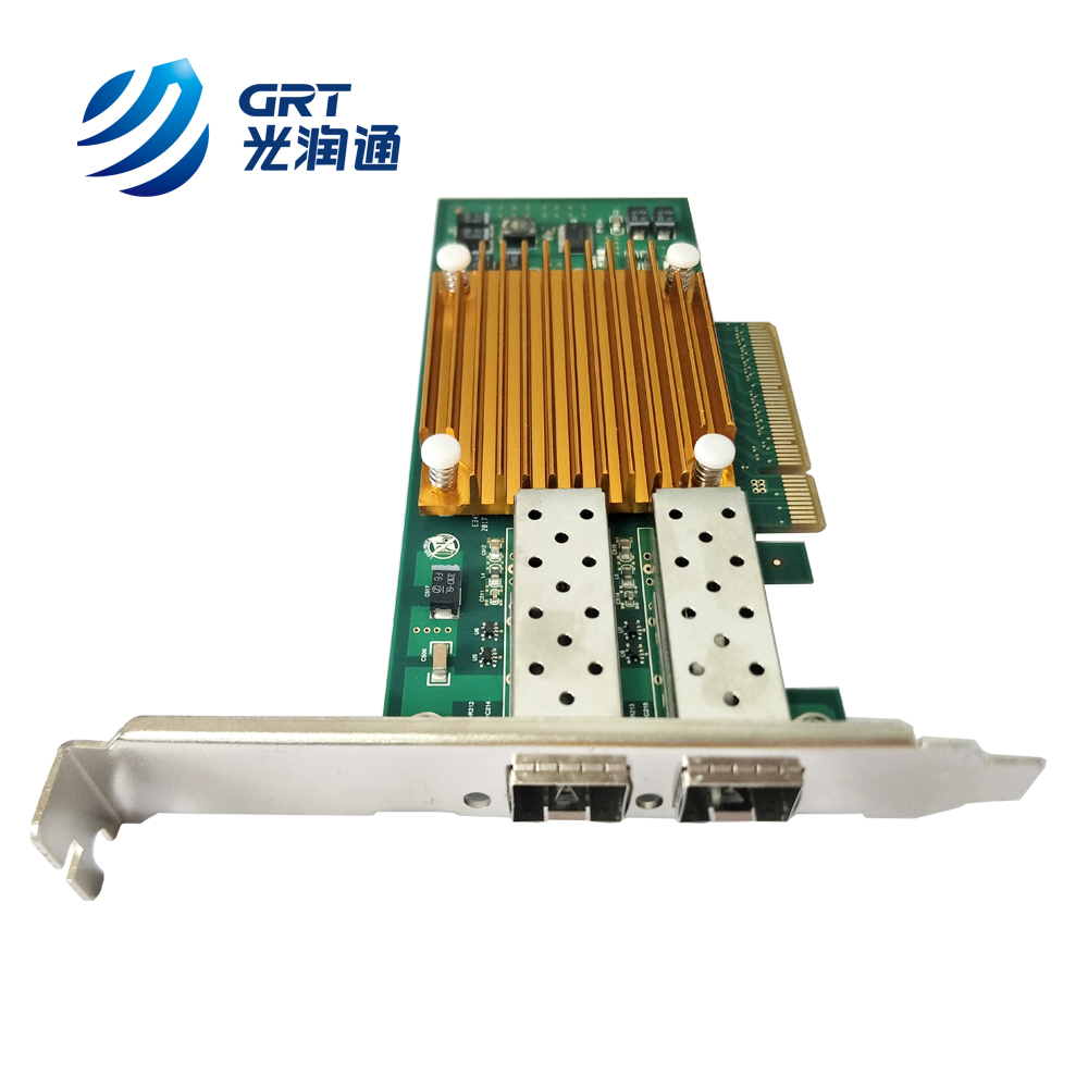 10G Gigabit Ethernet NIC Intel 82599ES multi port SFP LAN Card