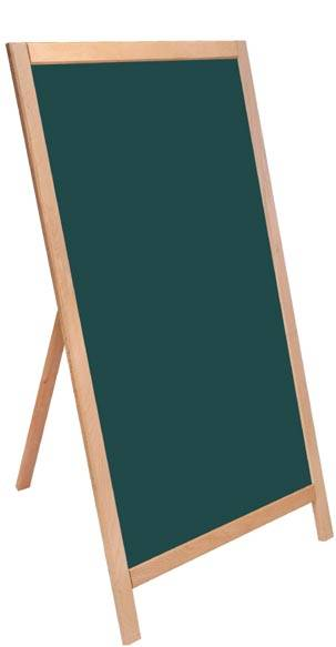 Chalkboard with Stand